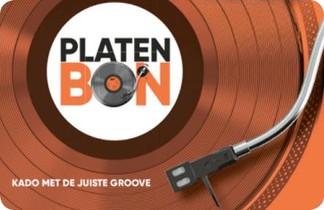 Platenbon - 25 euro