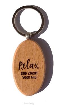 Relax, God Zorgt Voor Mij