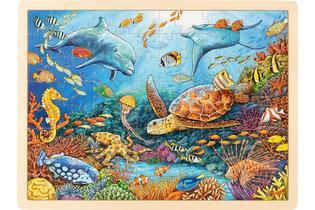 Puzzel; Great Barrier Reef