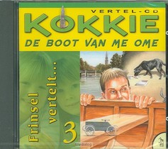 Kokkie 3 Boot Van Me Ome Luisterboek