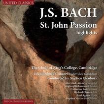 St. John Passion Highlights (j.s. Bach)