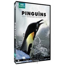 Pinguins Undercover (eo-bbc Earth Dvd)