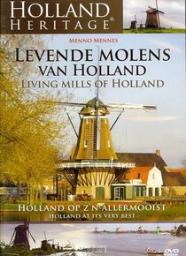 Levende Molens Van Holland