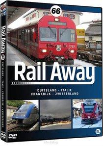 Rail Away 66 (duitsland/italie/frankrijk