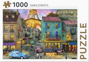 Rebo legpuzzel 1000 stukjes - Paris Streets