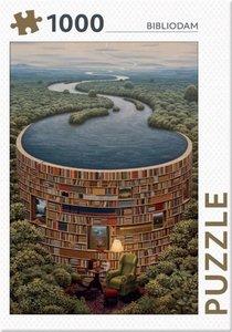 Rebo legpuzzel 1000 stukjes - Bibliodam