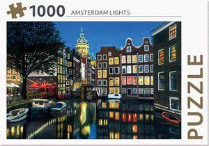 Rebo legpuzzel 1000 stukjes - Amsterdam lights