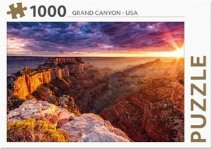 Rebo legpuzzel 1000 stukjes - Grand Canyon USA