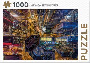 Rebo legpuzzel 1000 stukjes - Hong Kong