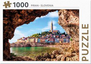 Rebo legpuzzel 1000 stukjes - Piran Slovenia