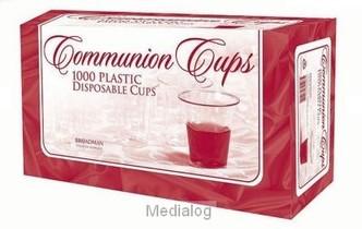 Communion Cups 3,5 Cm Set1000