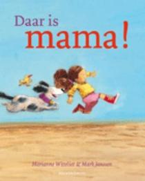 Daar Is Mama Miniprentenboek