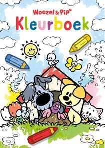 Kleurboek Woezel En Pip