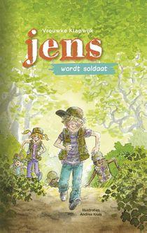Jens wordt soldaat -VAN €9,99 VOOR €4,99