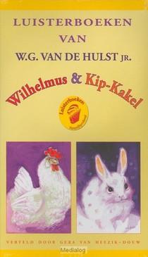 Wilhelmus & Kip Kakel Luisterboek