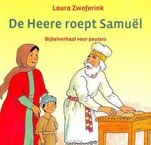 Heere Roept Samuel Kartonboekje