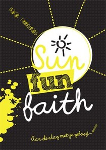 Sun fun faith - VAN €5,50 VOOR €2,75