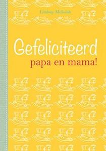 Gefeliciteerd papa en mama - VAN €6,95 VOOR €3,50