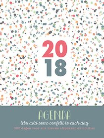 Agenda 2018 Natural Let's Add Some Confe