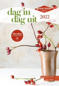 Dag In Dag Uit Grote Letter 2022 Nbv