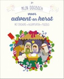 Mijn Doeboek 3+ Voor Advent En Kerst