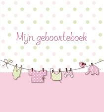 Mijn Geboorteboek Roze