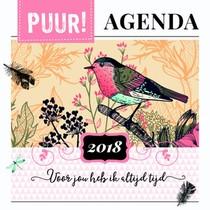 Puur! Agenda 2018