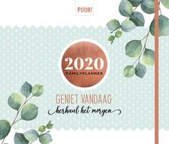 PUUR! Familyplanner 2020
