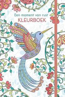 Moment Van Rust Kleurboek
