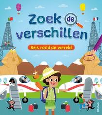 Zoek De Verschillen - Reis Rond De Werel