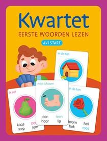 Kwartet - Eerste Woorden Lezen (avi Star