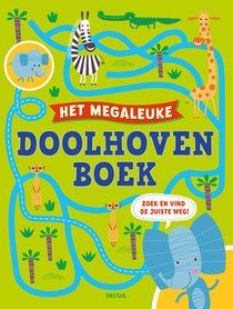 Het Megaleuke Doolhovenboek