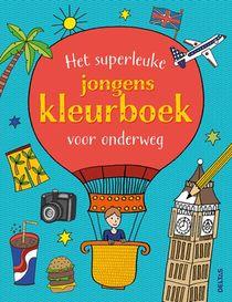Het Superleuke Jongenskleurboek Voor Ond