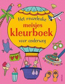 Het Reuzeleuke Meisjeskleurboek Voor Ond