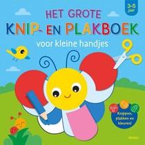Grote Knip- En Plakboek Voor Kleine