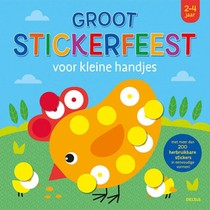 Groot Stickerfeest Voor Kleine Handjes