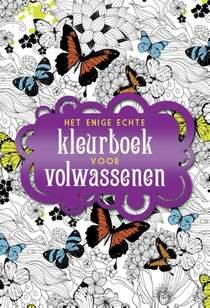 Enige Echte Kleurboek Voor Volwassenen