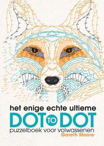 Enige Echt Ultieme Dot-to-dot Puzzelboek