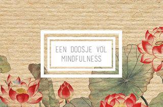 Doosje Vol Mindfulness