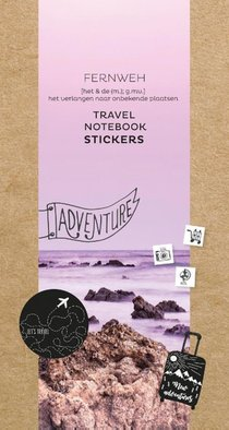 Fernweh Travel Notebook Stickers