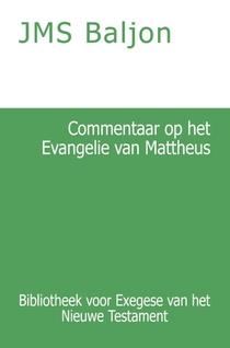 Commentaar op het Evangelie van Mattheus