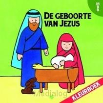 Geboorte Van Jezus Kleurboek