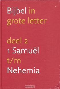 Grote Letterbijbel Nbv 2 1 Samuel-nehemi