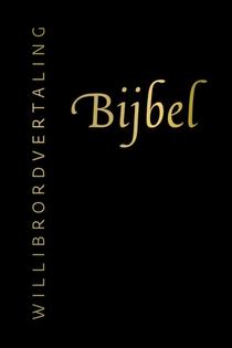 Bijbel Willibrord Zwart Leer Goudsnee