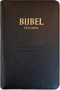 Majorbijbel 614811 Sv Zwart Ps 12g Ritm