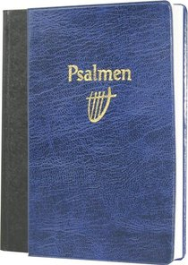 Psalmboek 214304 Blauw 12g Ritm Soepel
