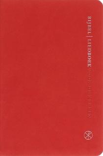 Bijbel Nbv Liedboek Vivella Rood Zilvers