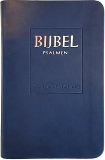 Majorbijbel Sv Psalmen Index Zilversnee