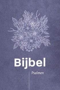Bijbel (HSV) met Psalmen - vivella paars
