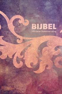 Bijbel Hsv Foam Paars 12x18cm